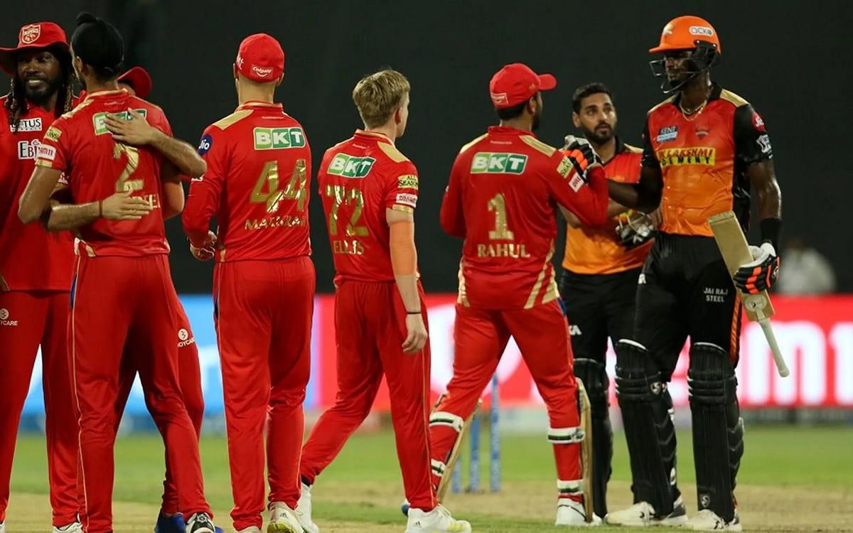 Cricket Image for Bishnoi Stars In Punjab's Thrilling 5 Run Win Over Hyderabad Despite Holder Heroic