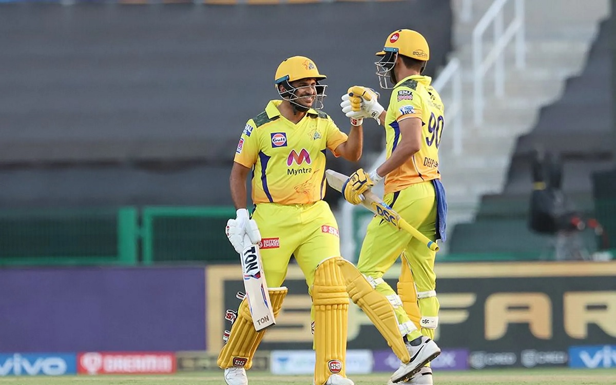 Cricket Image for Chennai Seals A Last Ball Thriller Against Kolkata To Move Back To Top