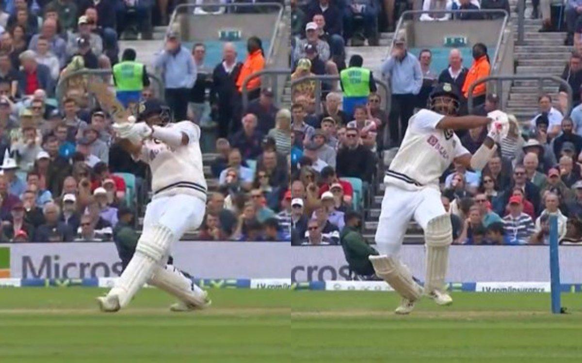 Cricket Image for VIDEO : बदले हुए तेवर और प्लान के साथ उतरे पुजारा, मोईन अली को सिखाया सबक