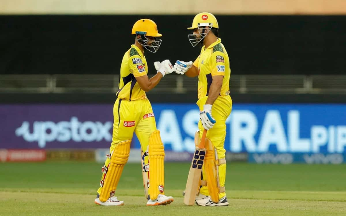 CSK should send ms dhoni on number four after they qualify in the playoffs suggested gautam gambhir for ipl 2021