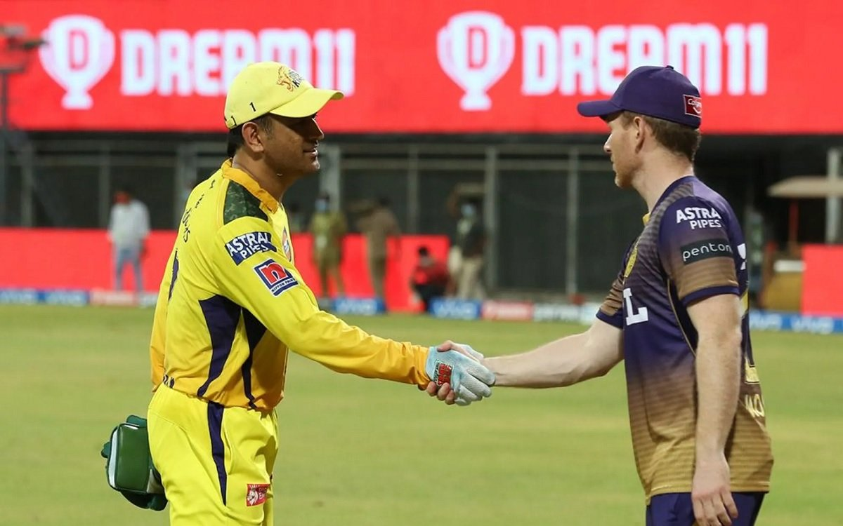 Cricket Image for CSK v KKR, 38th IPL Match Probable Playing XI - Battle Of Captains