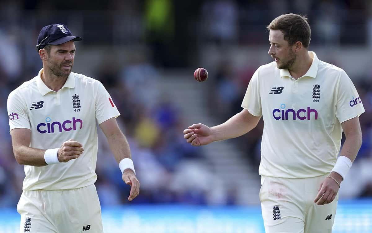 Cricket Image for ENG vs IND: क्या होगा पांचवें टेस्ट के लिए एंडरसन और रॉबिंसन पर फैसला, कप्तान रूट