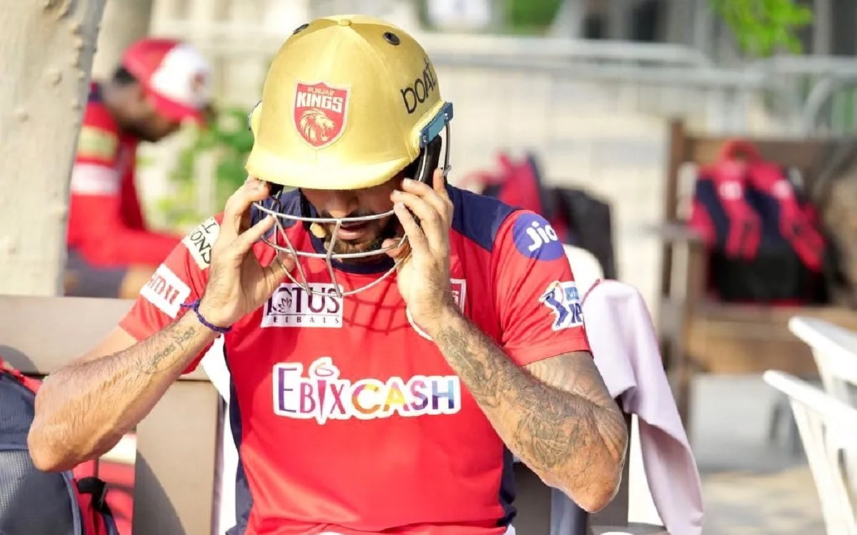 Deepak Hooda 'Poised & Ready To Go' Ahead Of Clash Against Rajasthan Royals