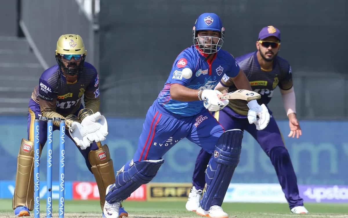 Delhi capitals captain rishabh Pant breaks virender Sehwag's record to become the highest run-scorer for the team