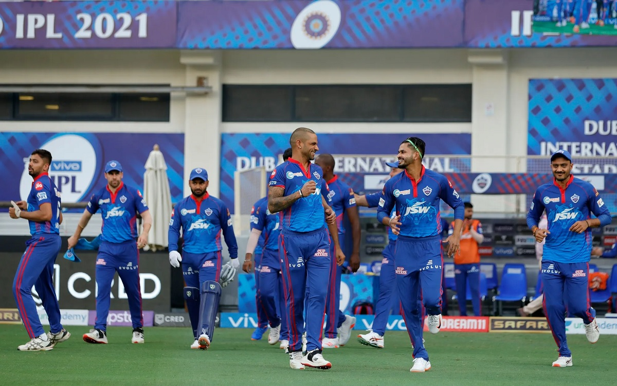 Cricket Image for Delhi Capitals Have The Opportunity To Top The Table