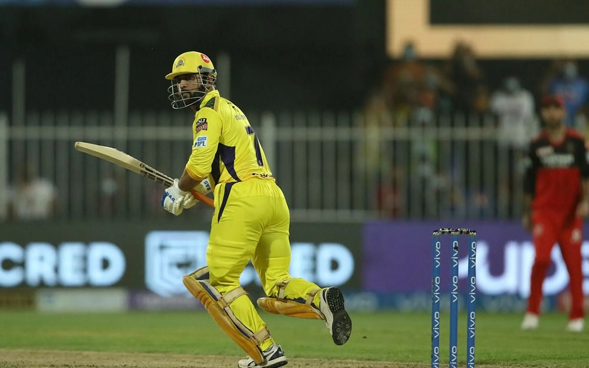 Cricket Image for Dhoni Heaps Praises On CSK Bowlers For Pulling Things Back From Free Flowing RCB