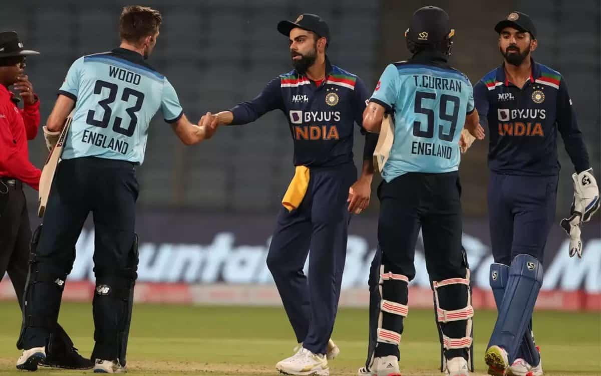 Cricket Image for क्रिकेट फैंस के लिए खुशखबरी, इंग्लैंड अगले साल सीमित ओवरों की सीरीज में भारत से ले
