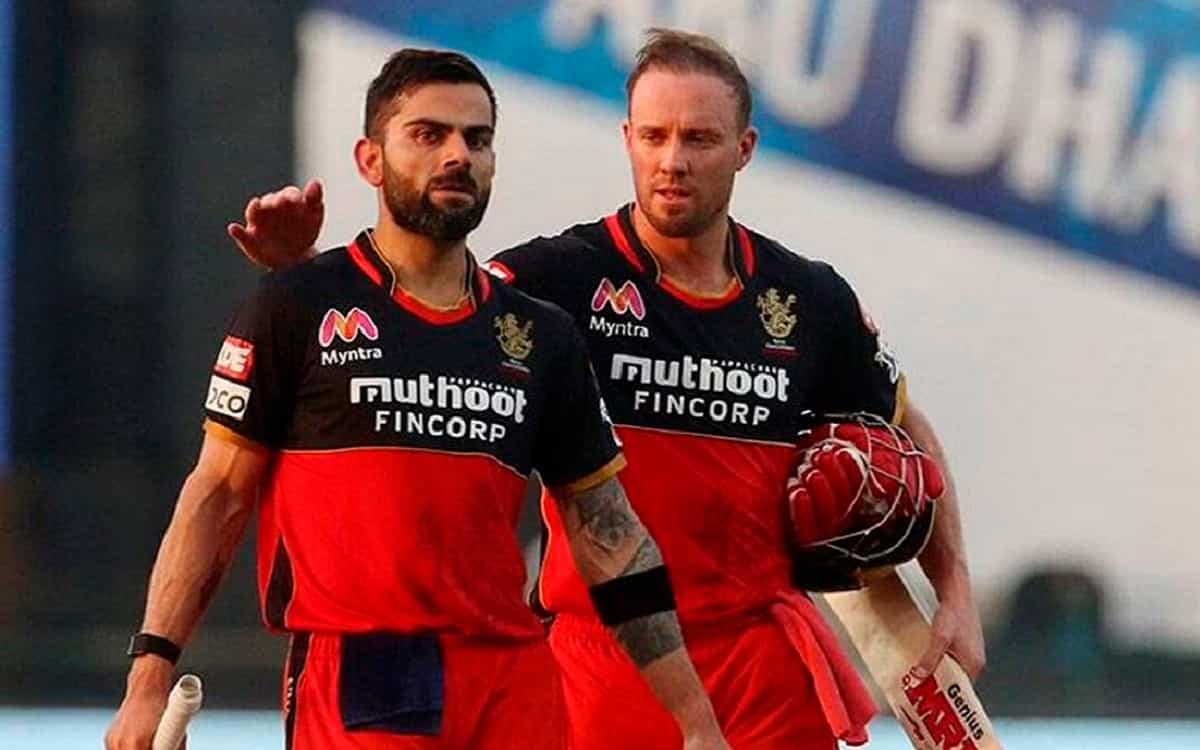 Cricket Image for IPL 2021: 'कोहली और डिविलियर्स पर दबाव हो सकता है एक कारण', गंभीर ने बताई आरसीबी क
