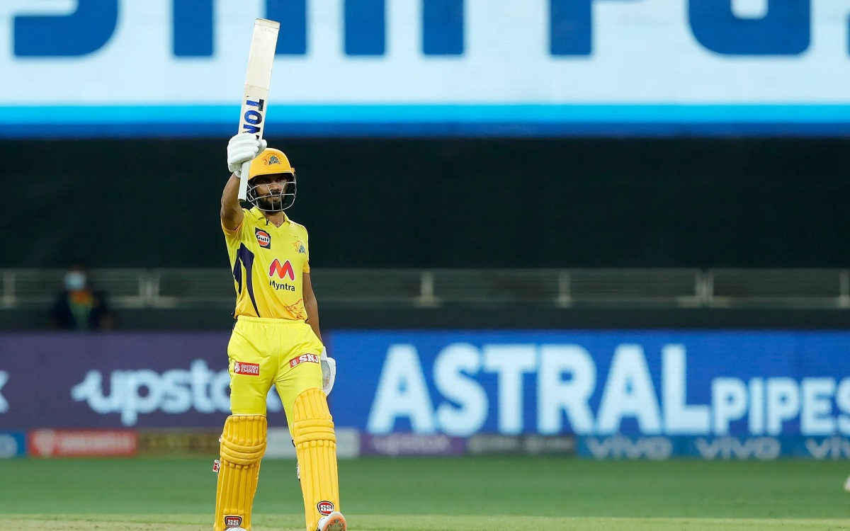 Cricket Image for Had To Find A Way To Reach 120-130 From That Tough Situation: Ruturaj Gaikwad