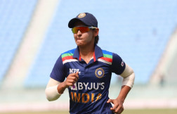 Harmanpreet Kaur Ruled Out 1st ODI Against Australia