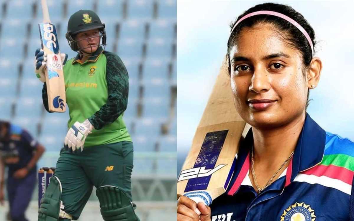 Cricket Image for ICC ने जारी की ताजा महिला वनडे रैंकिंग, मिताली राज के साथ टॉप पर पहुंची लिजेले ली