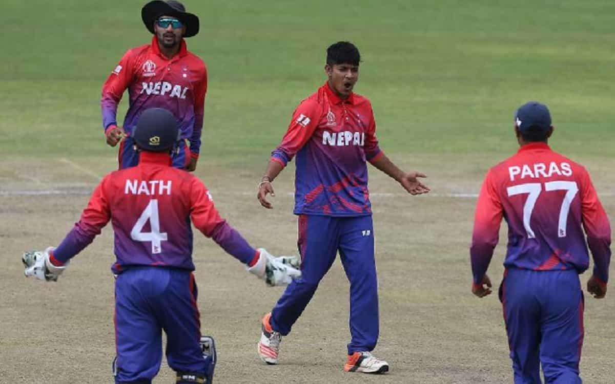 Cricket Image for   ICC पुरुष क्रिकेट वर्ल्ड कप लीग 2 की दोबारा शुरूआत, नेपाल-अमेरिका के बीच होगा मै