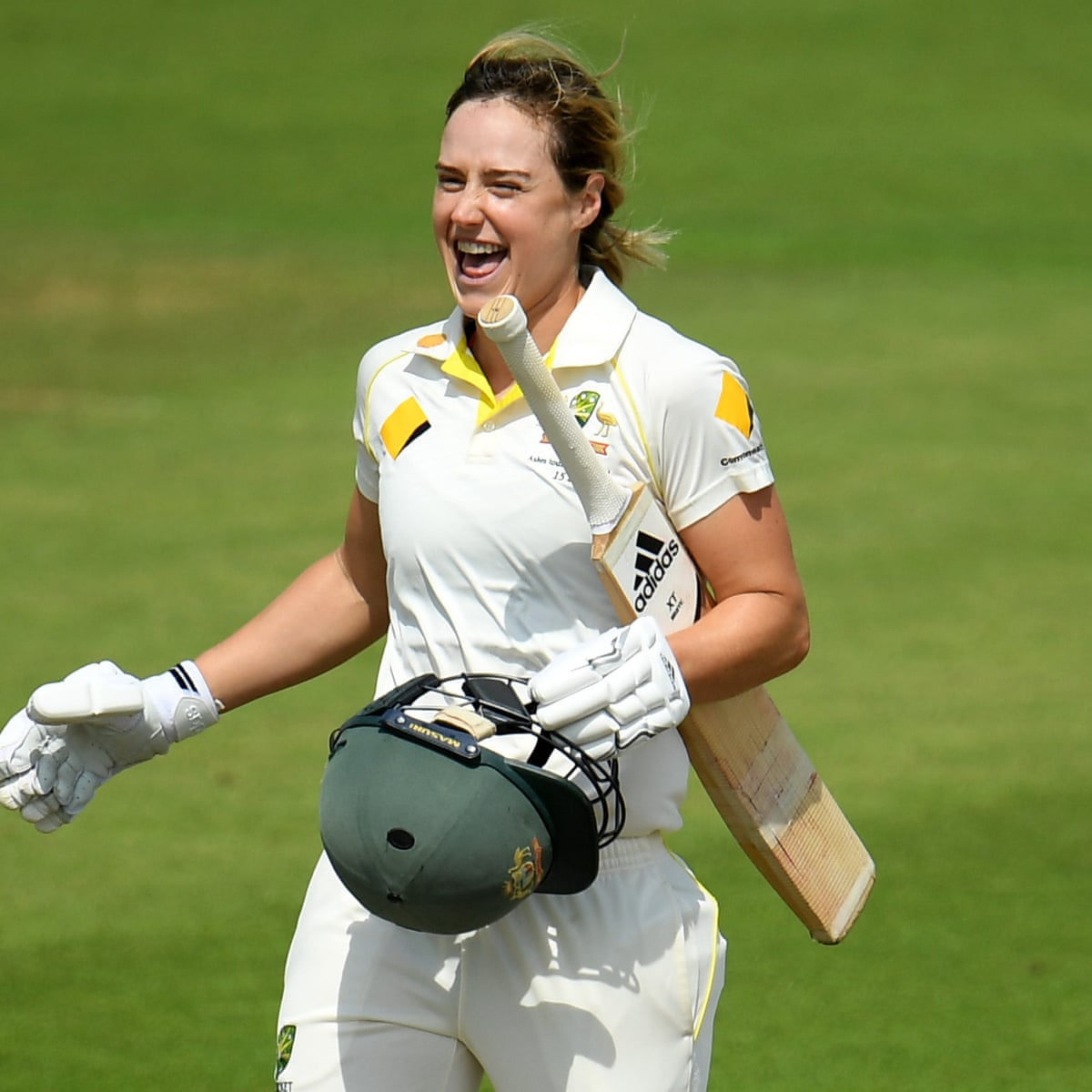 Cricket Image for I'm A Huge Supporter Of More Long-Form Cricket Games Being Played: Ellyse Perry