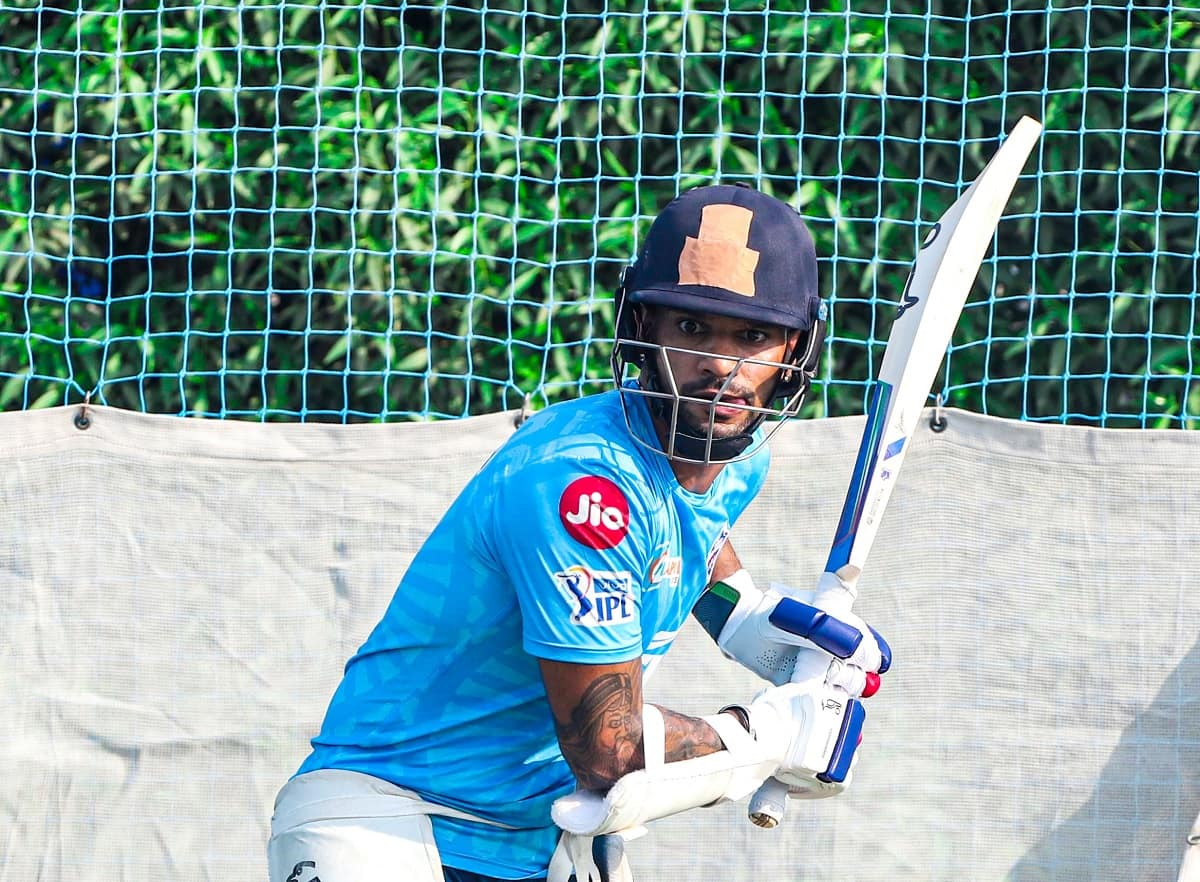 Important To Start On High Note, Says DC's Shikhar Dhawan Ahead Of 2nd  Phase Of IPL 2021 On Cricketnmore