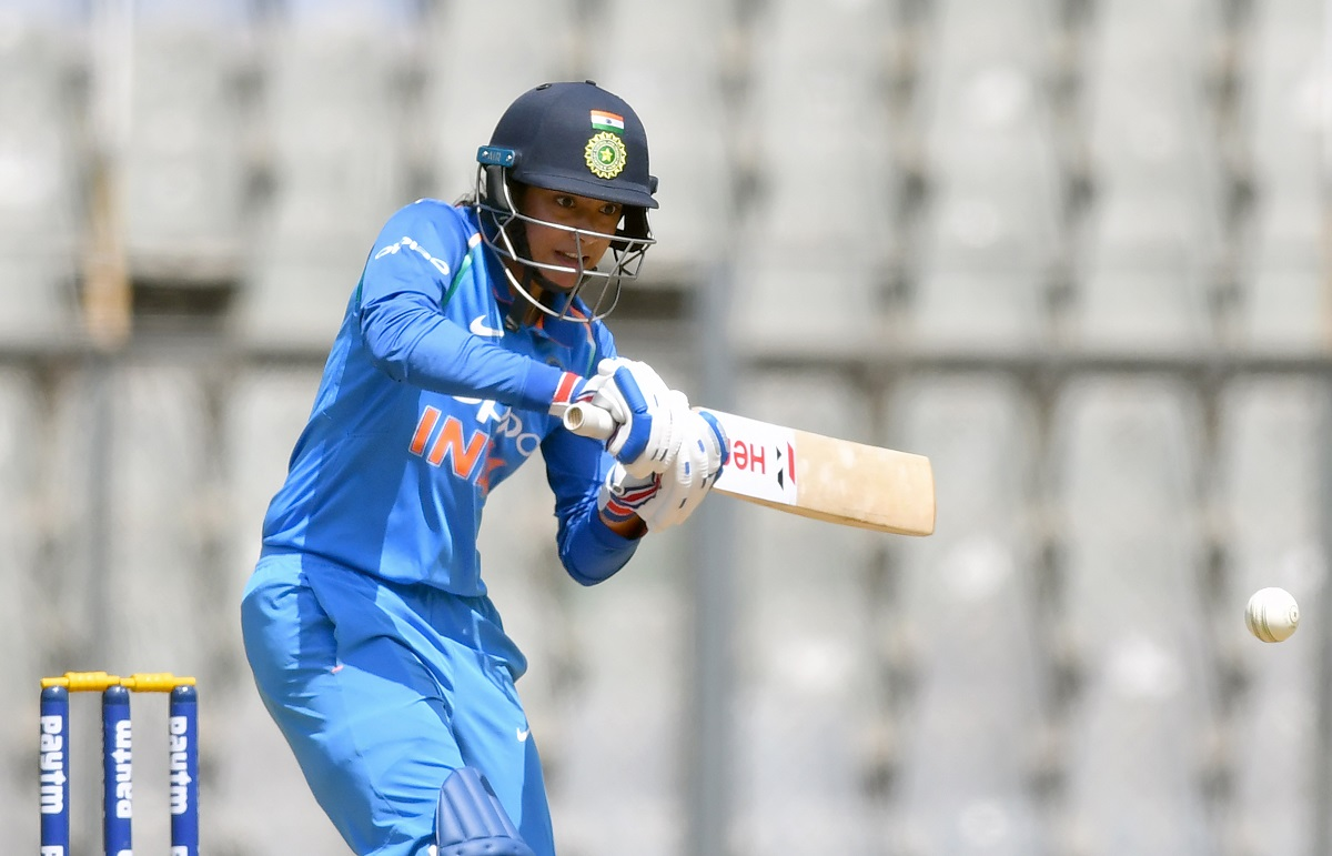 Cricket Image for India 'A Bit More Pumped' When Playing Against Australia: Smriti Mandhana
