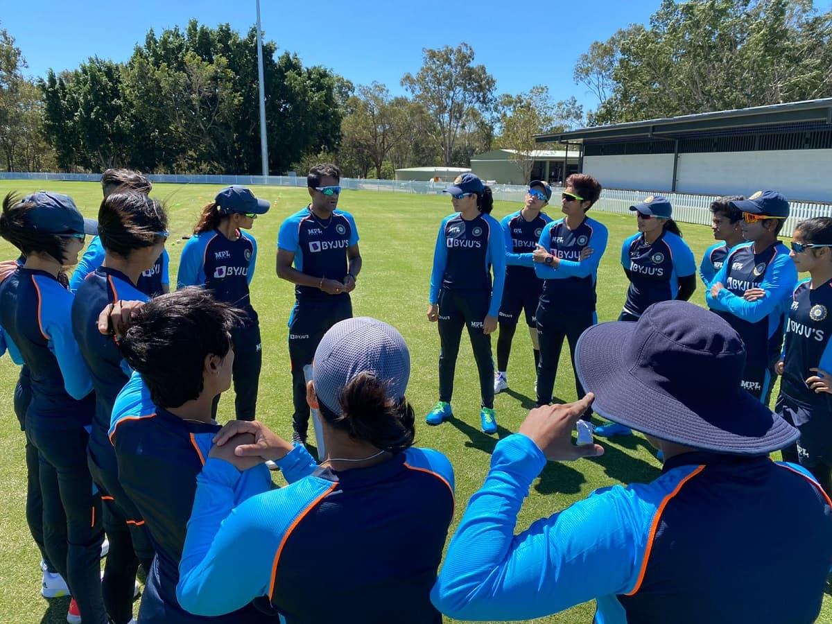 Cricket Image for PHOTOS: India Begins Training Ahead Of ODI Series Against Australia