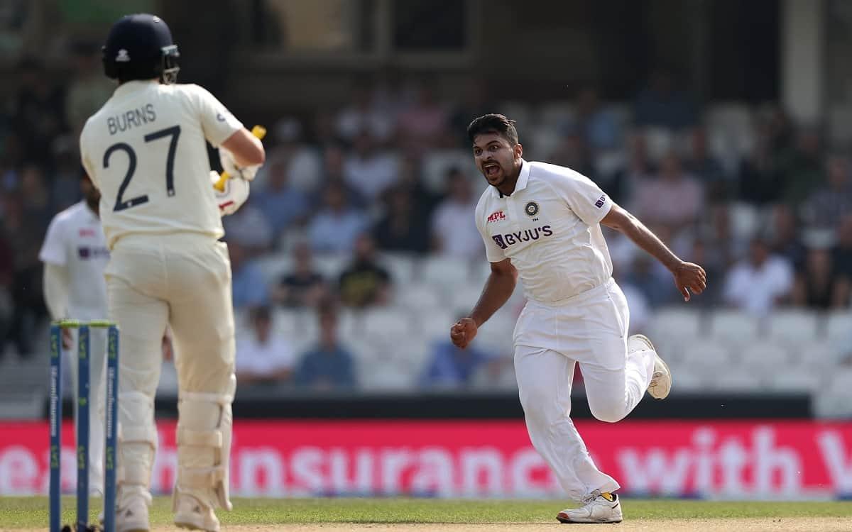 Cricket Image for ENG vs IND: पांचवे दिन भारत और इंग्लैंड के बीच कांटे की टक्कर, लंच ब्रेक तक मेजबान