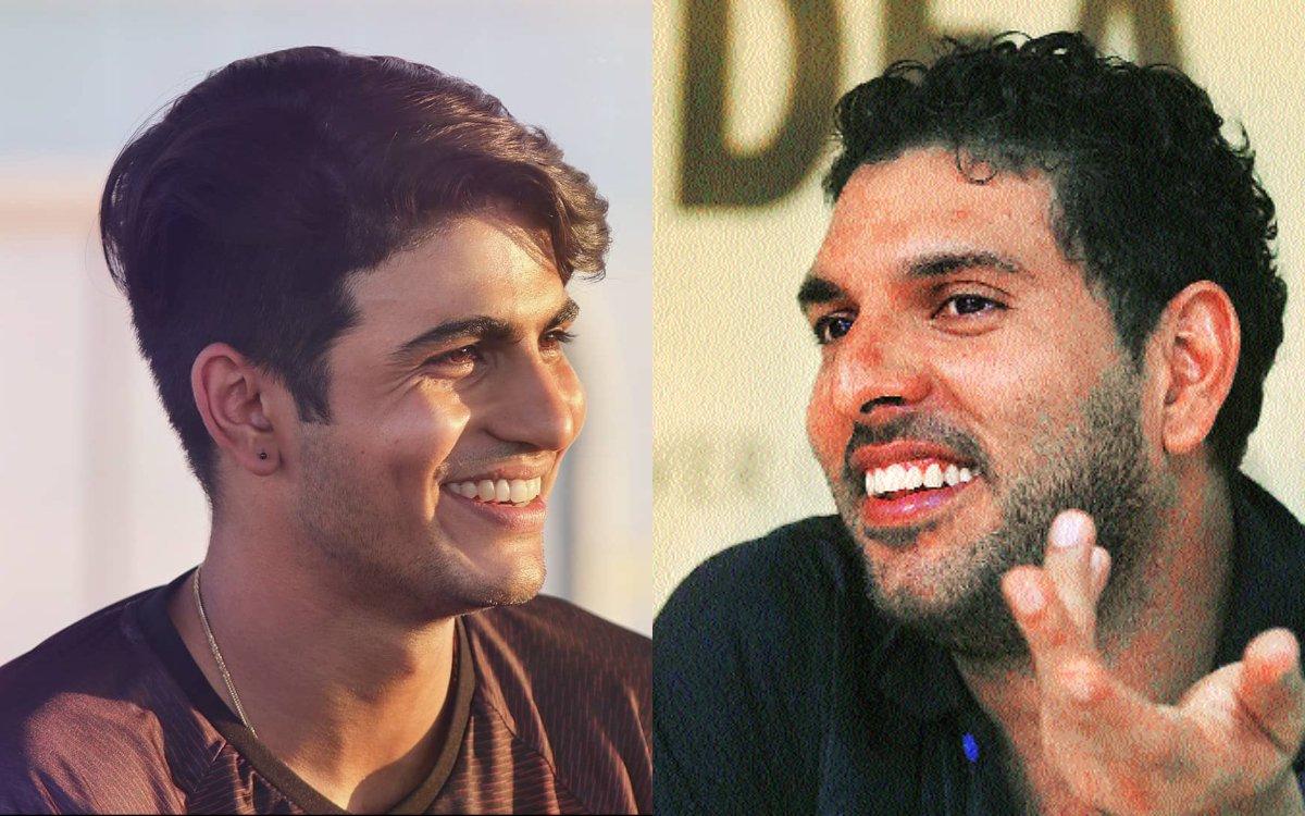 Cricket Image for युवी की पोस्ट पर शुभमन का कमेंट देखा क्या ? बन जाएगा आपका दिन