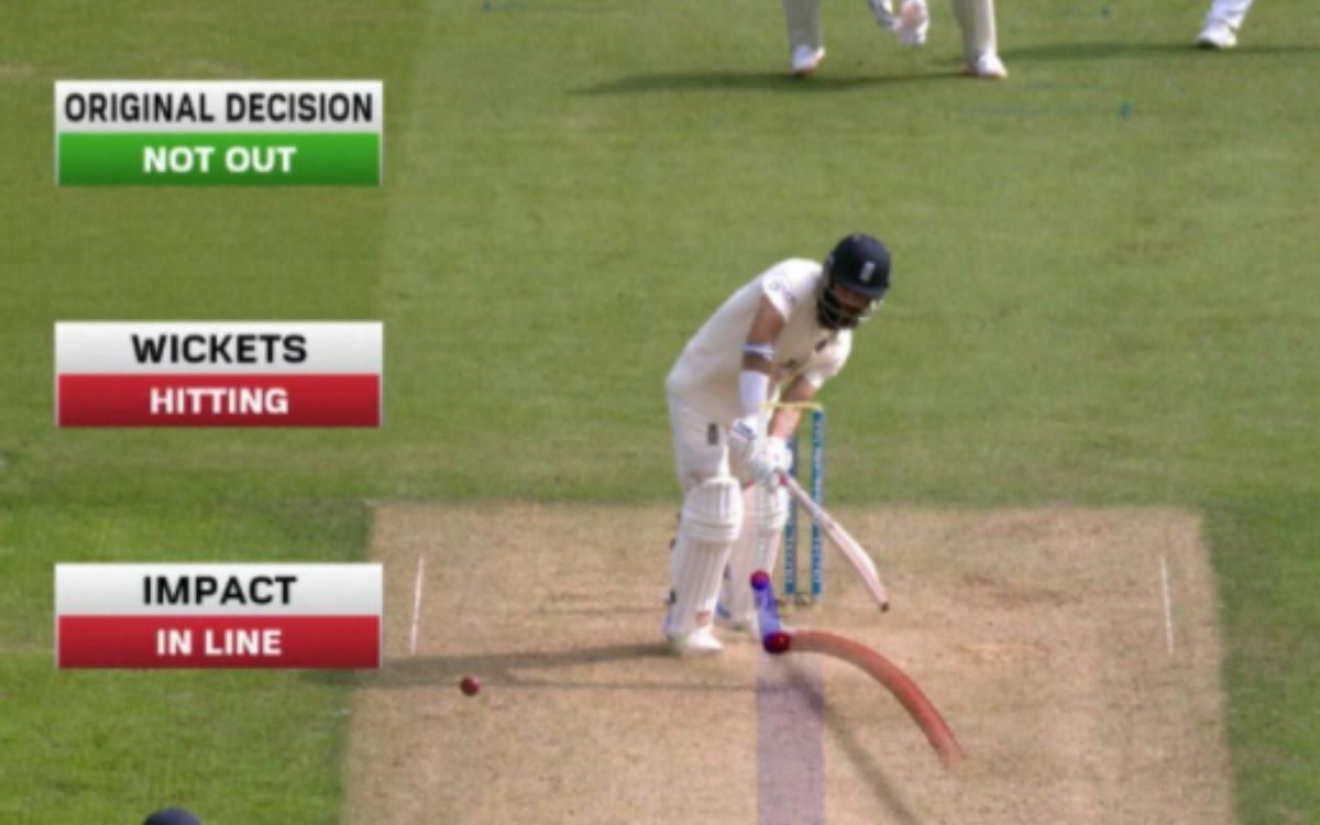 Cricket Image for ENG vs IND : किसी ने भी नहीं की अपील,  बुमराह की गेंद पर आउट थे मोईन अली