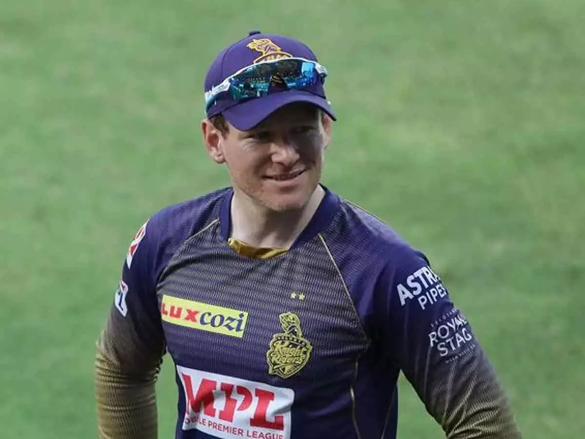 Cricket Image for IPL 2021: Eoin Morgan 'Incredibly Excited' To Have The Fans Back In Stadium