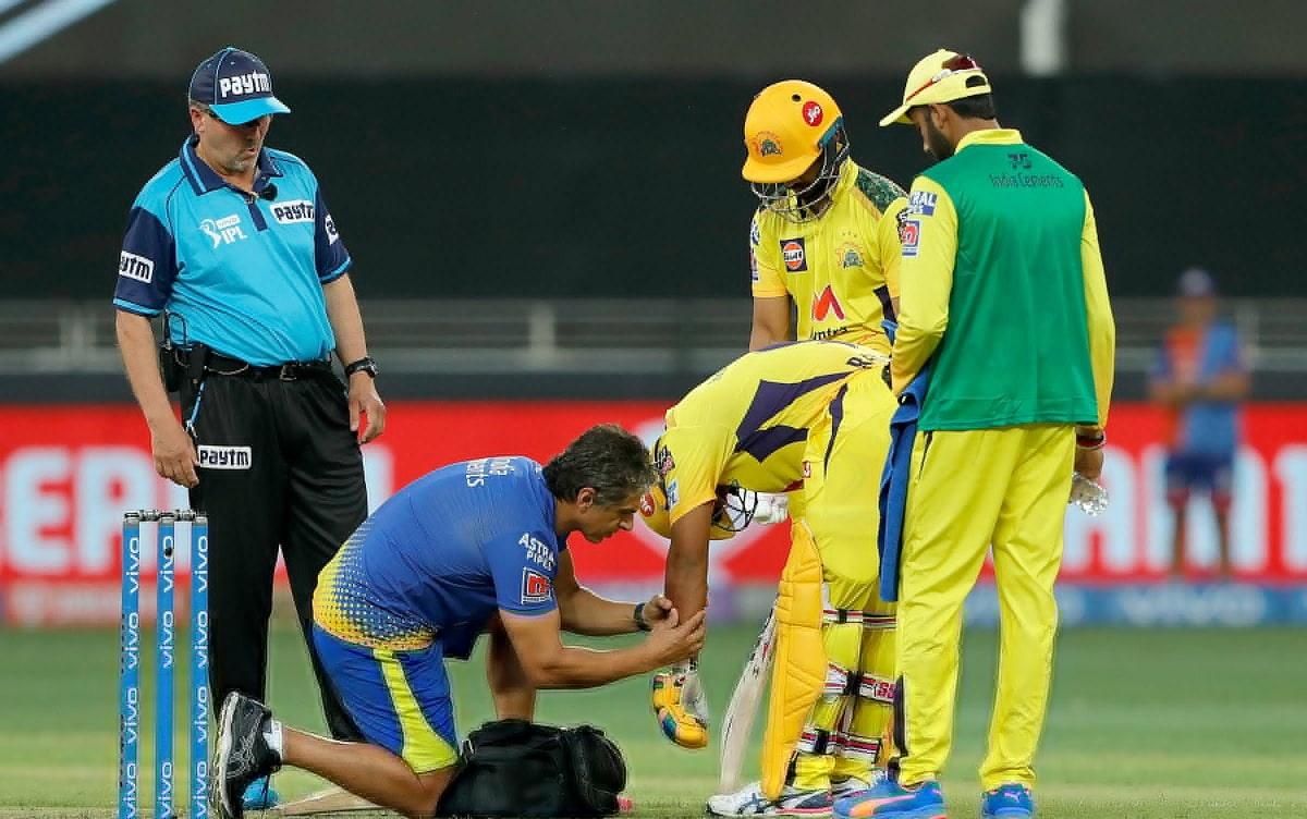 Cricket Image for IPL 2021: Stephen Fleming Gives Update On Ambati Rayudu's Injury