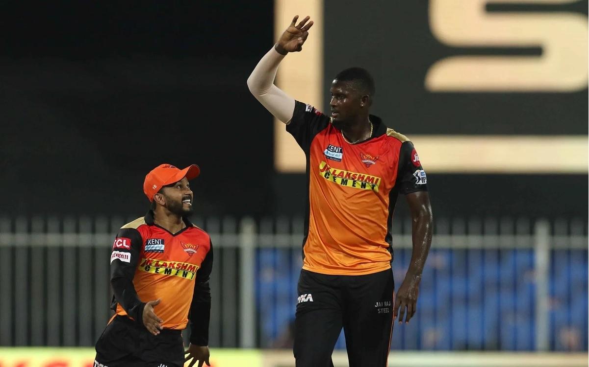 IPL 2021: Sunrisers Hyderabad Restrict Punjab Kings At 125/7, Holder Picks Up 3 Wickets