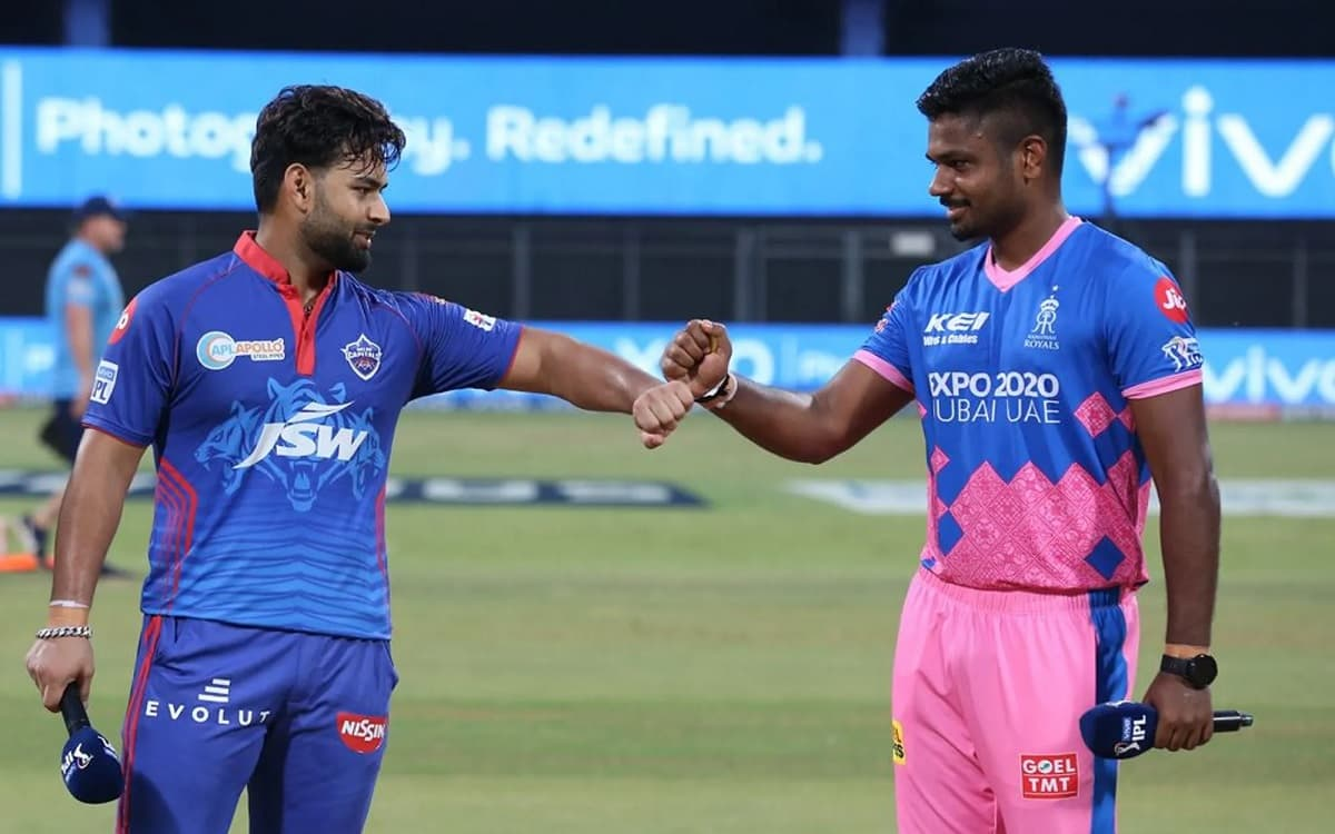 Cricket Image for IPL 2021: Top Performers In DC v RR Fixture
