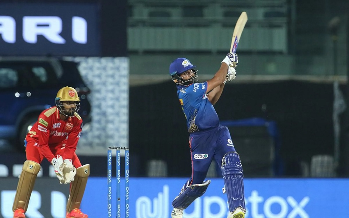 Cricket Image for IPL 2021: Top Performers In PBKS v MI Fixture