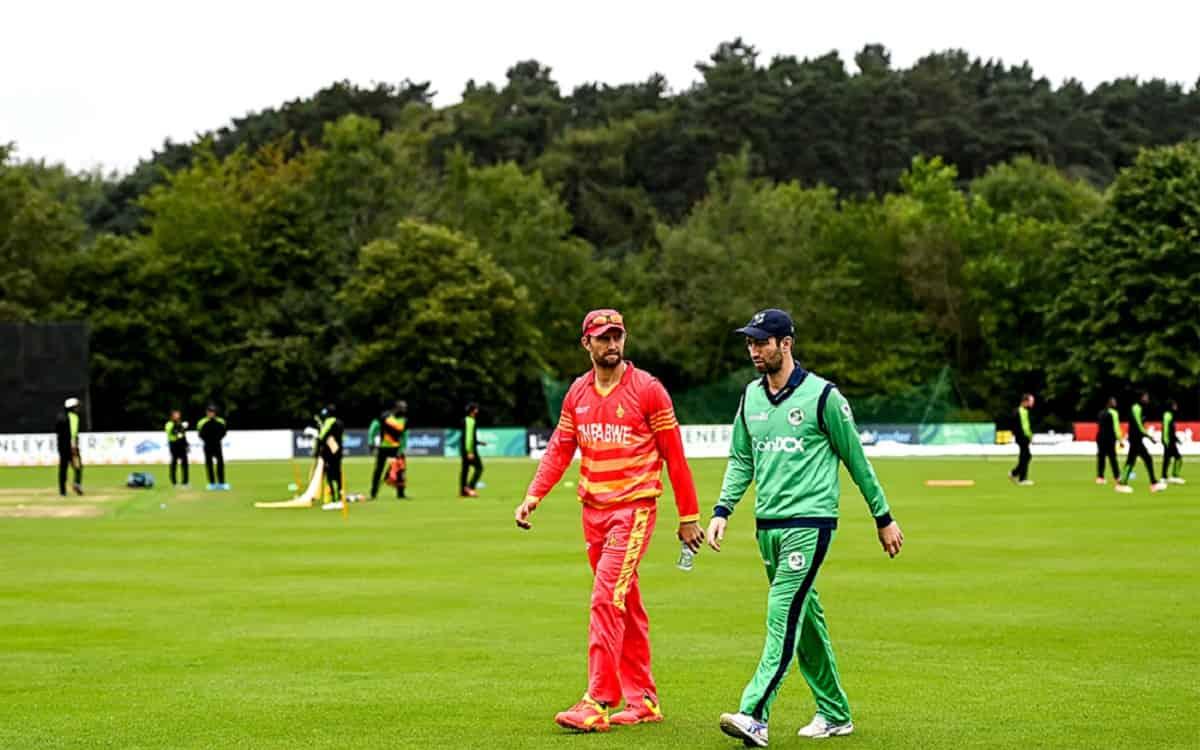 Cricket Image for IRE vs ZIM: Ireland Look To Level ODI Series Against Zimbabwe
