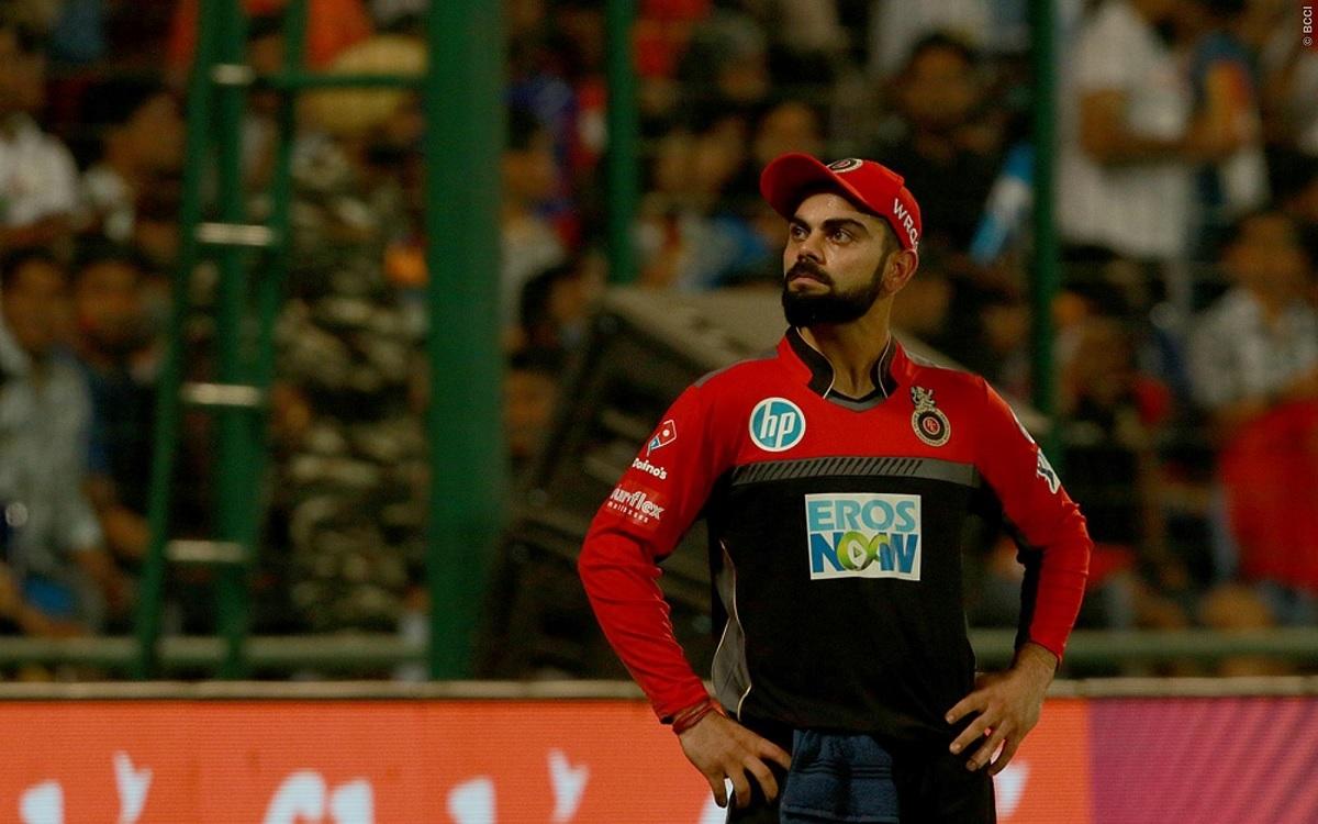 Cricket Image for Kohli Disheartens Bangalore With Captaincy Shock, Pundits React