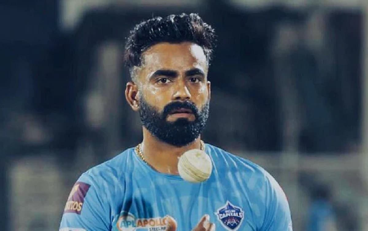 Cricket Image for IPL 2021: Kulwant Khejroliya Replaces Injured Manimaran Siddharth In DC Squad