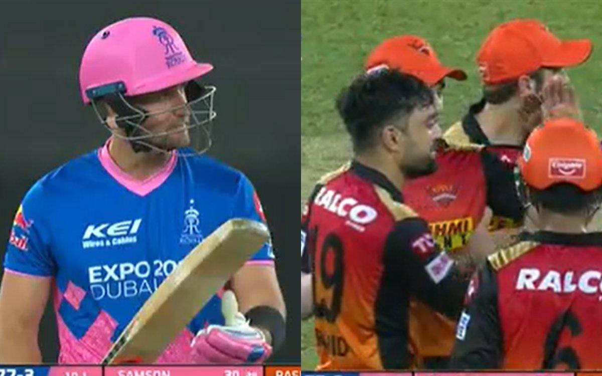Cricket Image for VIDEO : 'नाम बड़े और दर्शन छोटे', इंग्लैंड की 'सिक्स मशीन' राजस्थान को कर रही है त