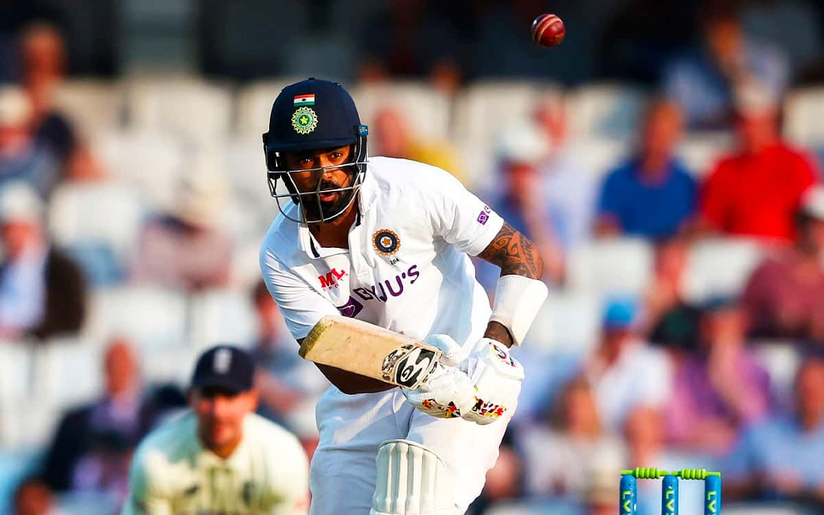 Cricket Image for ENG vs IND: इंग्लैंड के खिलाफ केएल राहुल अर्धशतक से चुके, लंच तक भारत का स्कोर 108