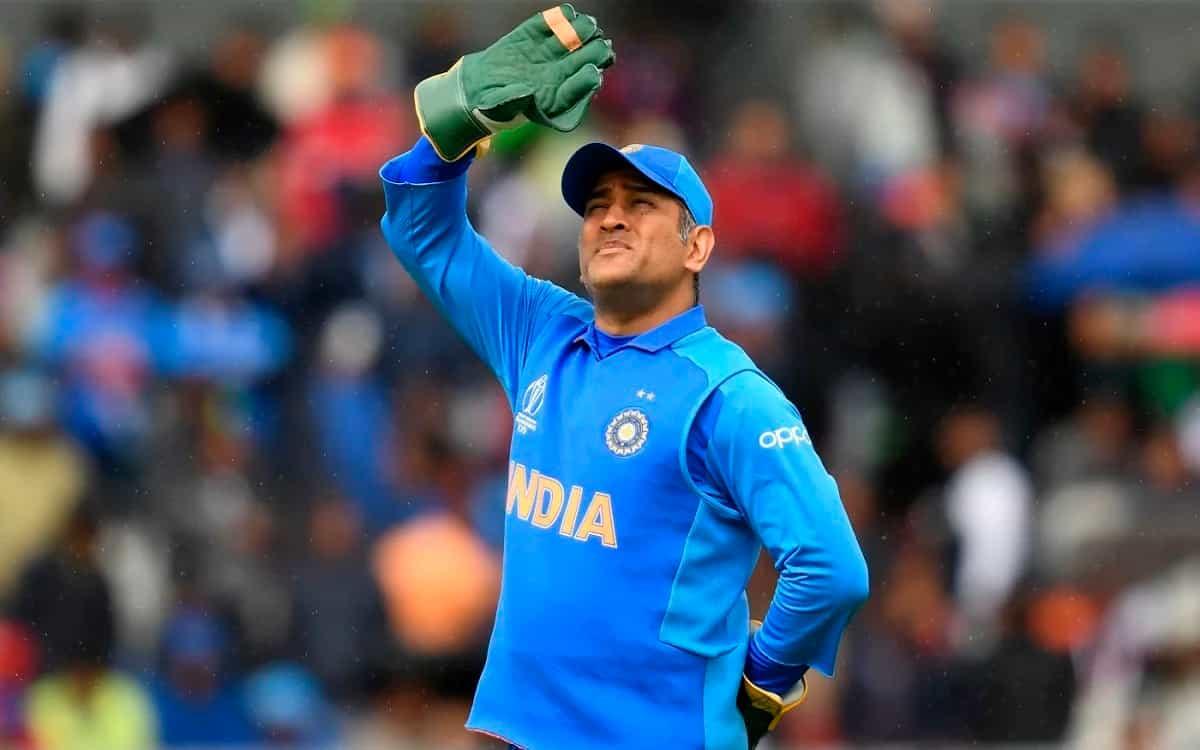 Cricket Image for भारत की टी-20 वर्ल्ड कप टीम में धोनी को भी मिली जगह