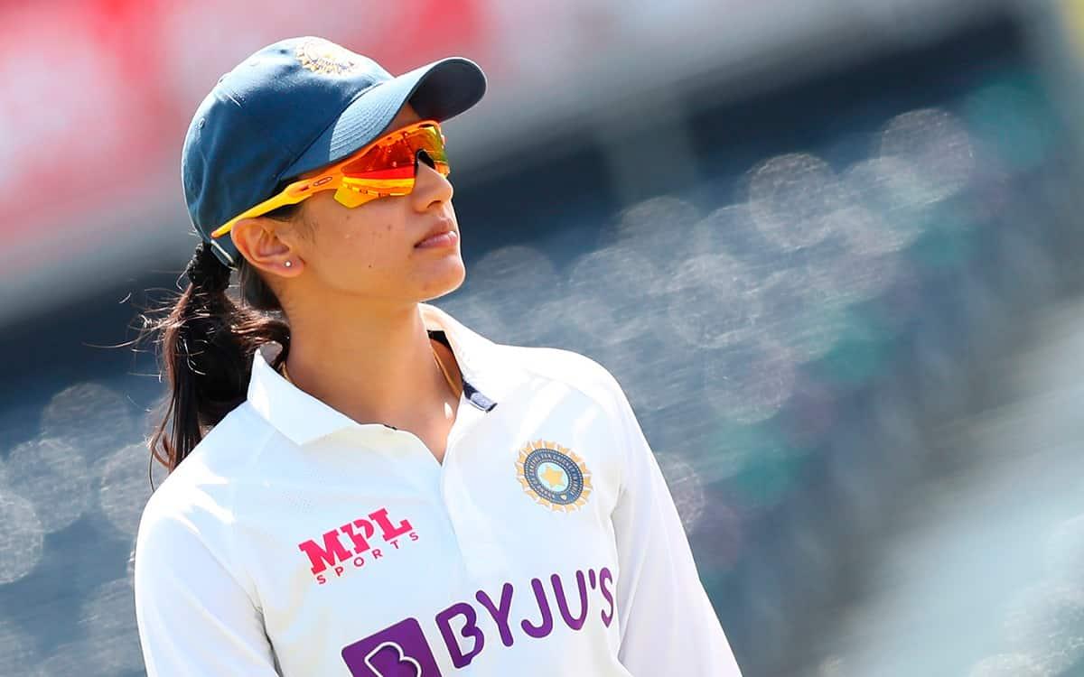 Cricket Image for मल्टी फॉर्मेट सीरीज है स्मृति मंधाना की खास पसंद, टेस्ट क्रिकेट पर रखे अपने विचार