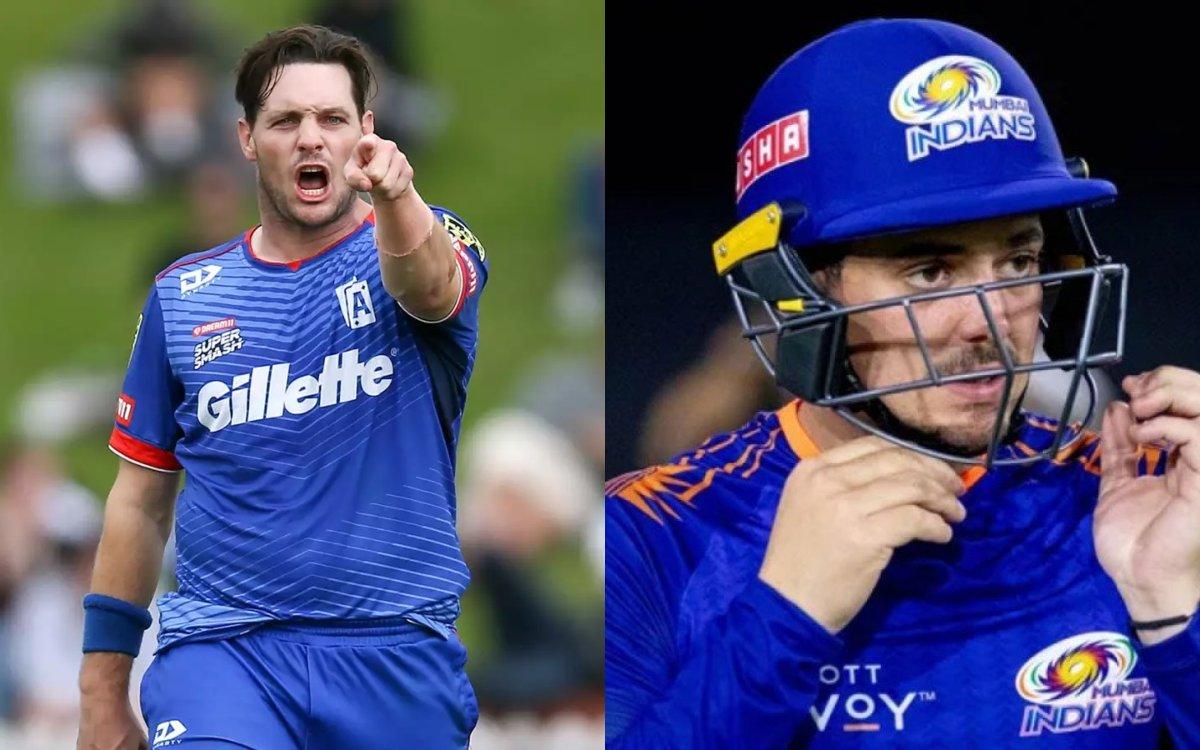 Cricket Image for IPL 2021 : 'डी कॉक किस साल में पैदा हुआ था', मैक्कलेनघन ने पूछा फैंस से सवाल
