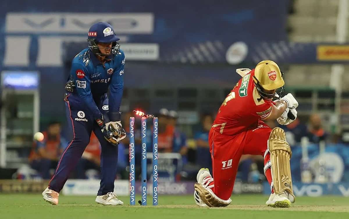 Mumbai Indians stopped Punjab Kings for 136 runs while kieron Pollard and jasprit Bumrah took two wickets each