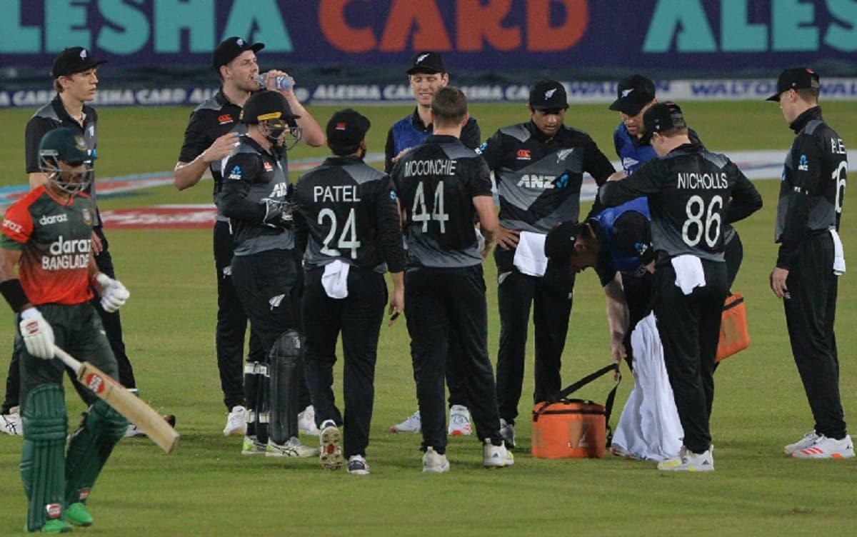 New Zealand beat Bangladesh by 27 runs in fifth t20i