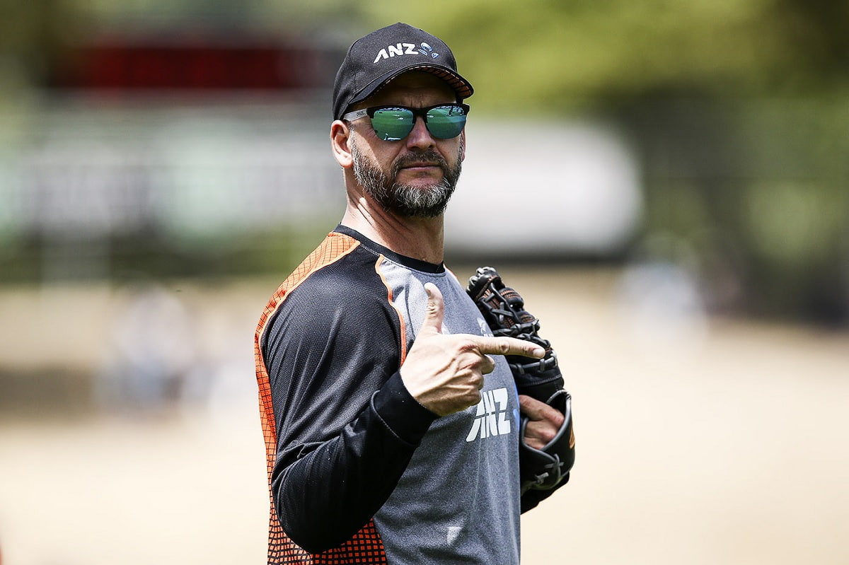 Cricket Image for NZ's Bowling Coach Shane Jurgensen To Stay Till India Series