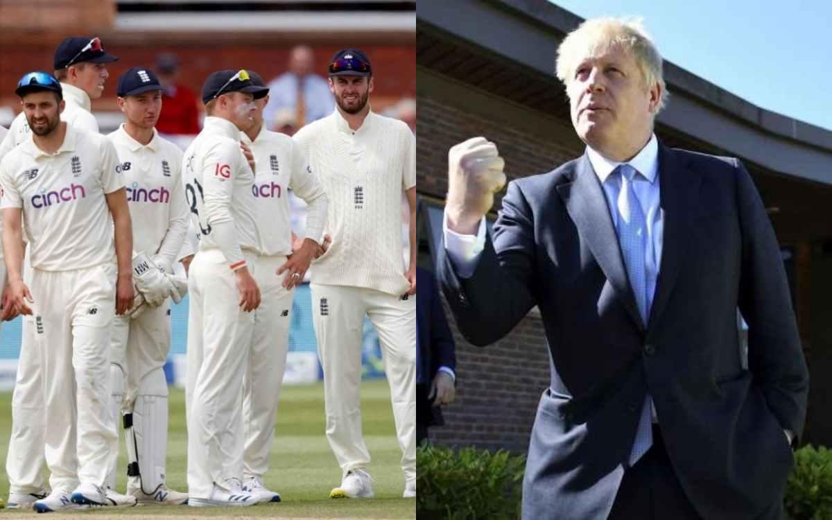 Cricket Image for इंग्लैंड के खिलाड़ियो को मिला पीएम जॉनसन का साथ, एशेज सीरीज को लेकर रखी यह मांग