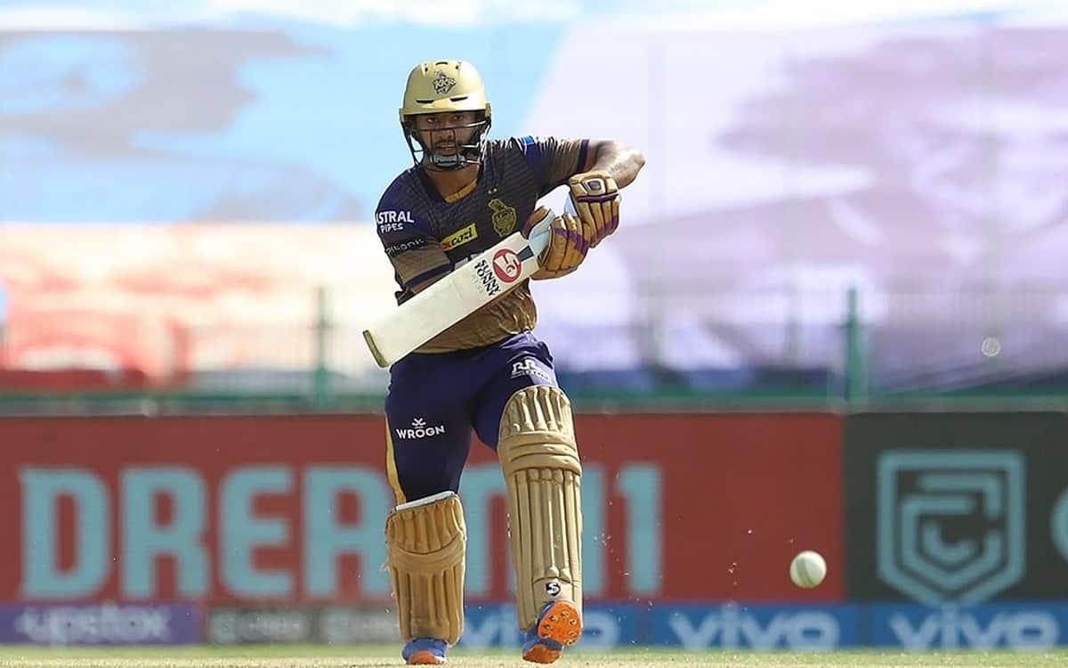 Kolkata Knight Riders scored 171 runs for the loss of 6 wickets against Chennai super kings