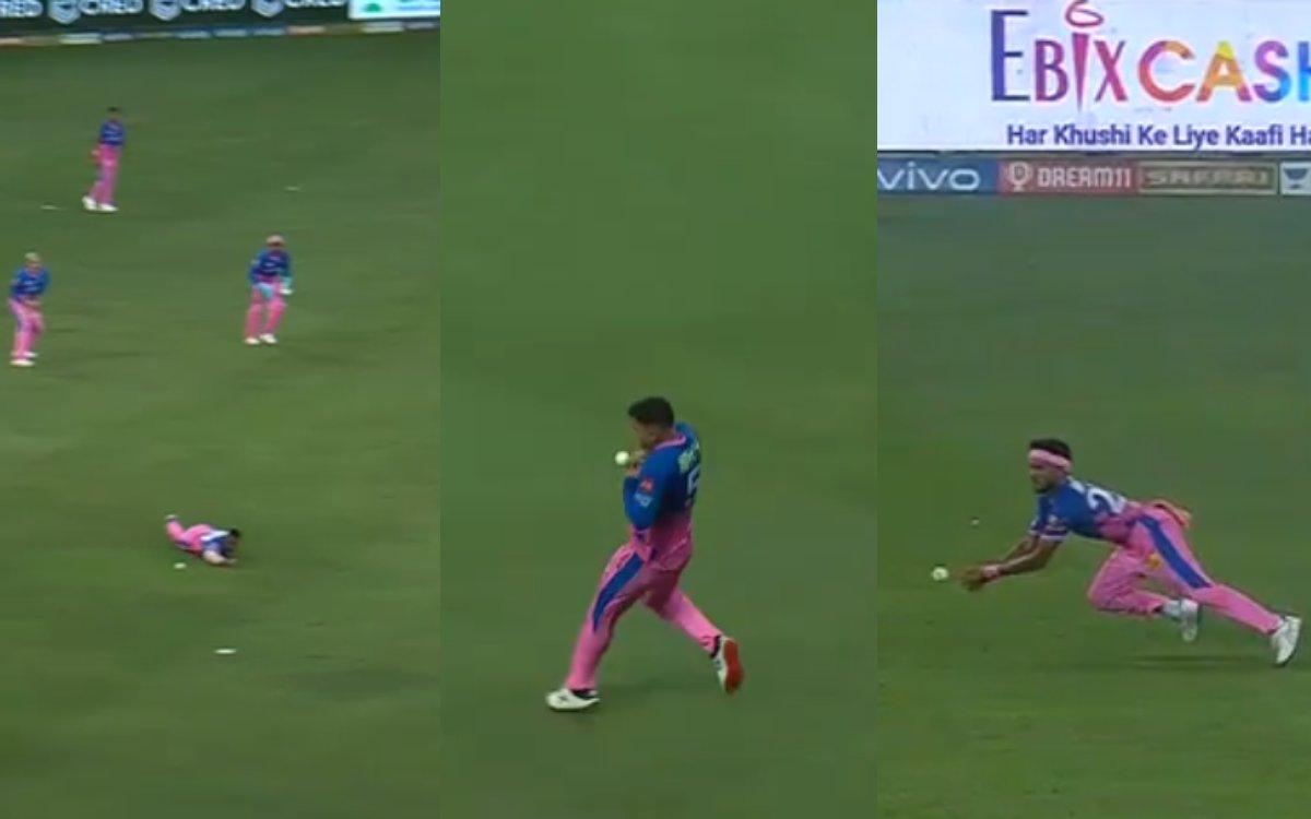 Rajasthan Royals Dropped Kl Rahul Three Catches In Powerplay Video Ipl 2021  in Hindi - VIDEO : किस्मत के रथ पर सवार थे केएल राहुल, RR ने 6 ओवरों में ही  छोड़