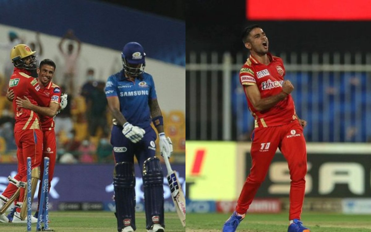Cricket Image for VIDEO : 21 साल के बिश्नोई का चला जादू, पलक झपकते ही कर दिया रोहित और सूर्यकुमार को