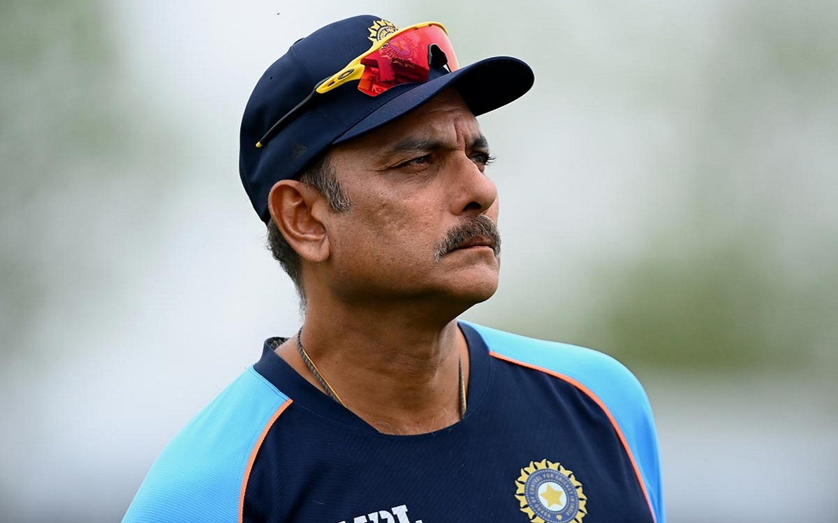 Four support staff including coach Ravi Shastri are corona positive whereas BCCI issued statement