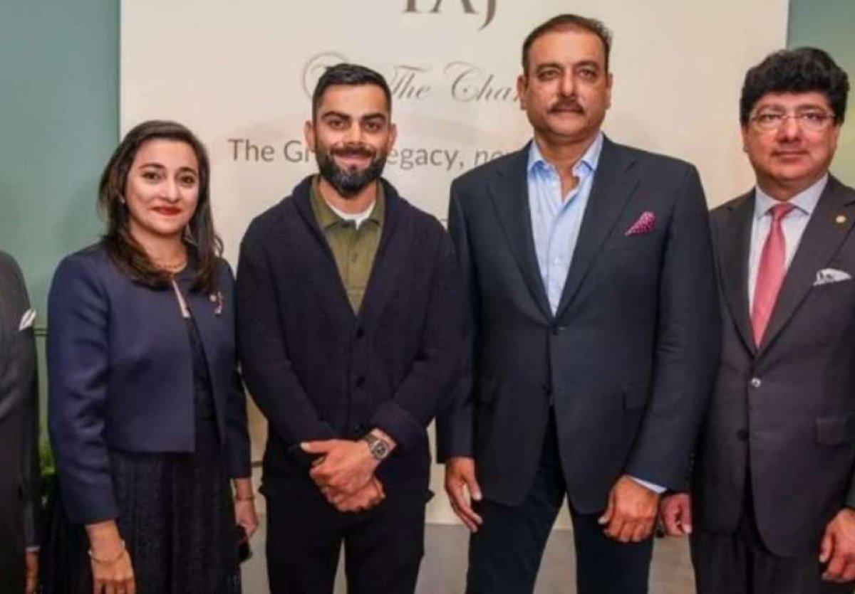 Cricket Image for 'वहां 250 लोग थे और किसी को भी कोविड नहीं हुआ', रवि शास्त्री ने तोड़ी अपनी चुप्पी
