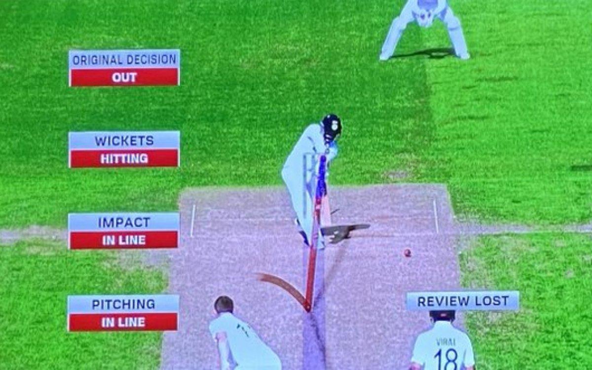 Cricket Image for VIDEO : जडेजा ने किया रिव्यू बर्बाद, बनते जा रहे हैं टीम इडिया की कमज़ोरी