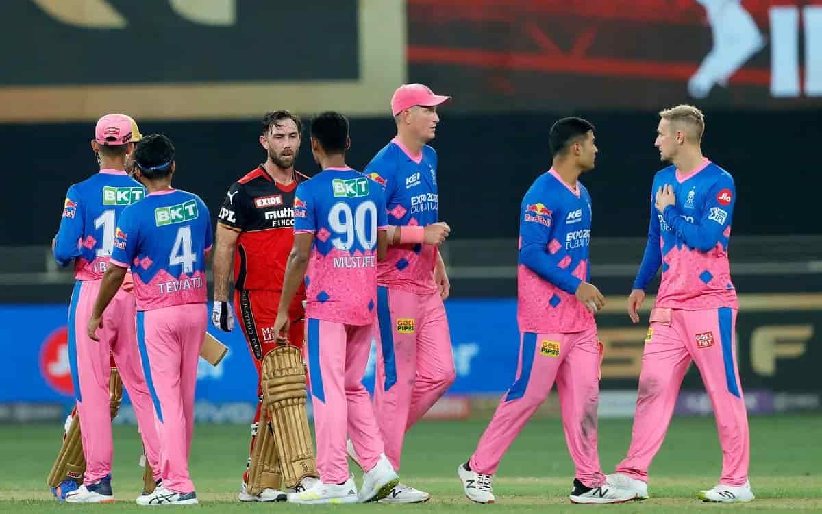 Cricket Image for IPL 2021: ਮੈਕਸਵੇਲ ਦੀ ਧਮਾਕੇਦਾਰ ਪਾਰੀ ਨੇ ਦਿਵਾਈ ਆਰਸੀਬੀ ਨੂੰ ਜਿੱਤ, ਰਾਜਸਥਾਨ ਨੂੰ 7 ਵਿਕਟਾਂ