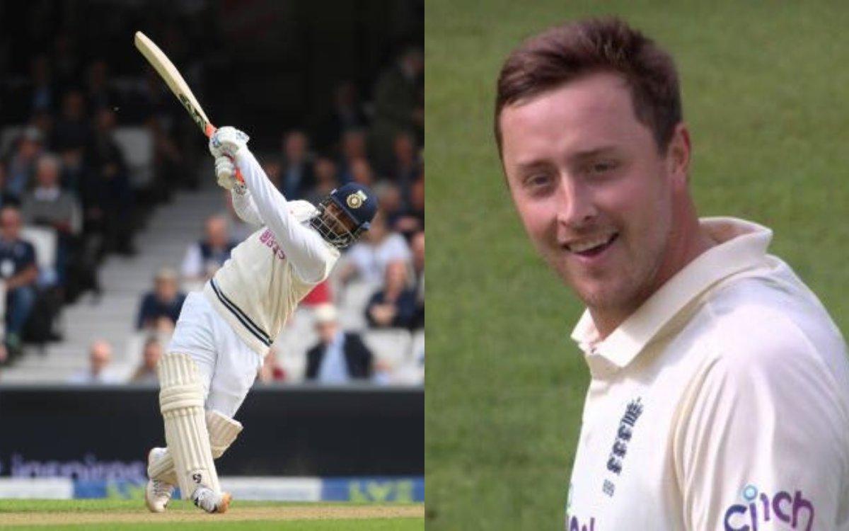 Cricket Image for VIDEO : 'ये बहादुरी, अब बेवकूफी बनती जा रही है', पंत का ऐसे विकेट फेंकना बन रहा है