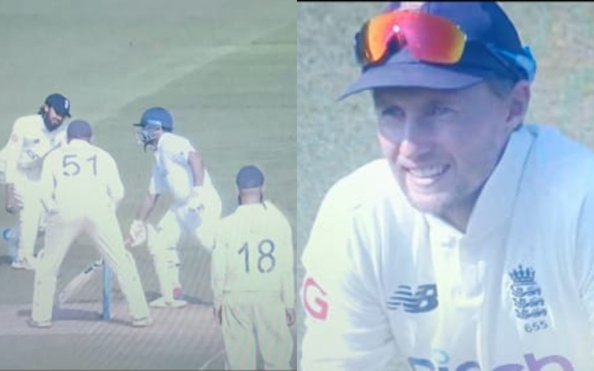 Cricket Image for VIDEO : 'हार मान चुके थे ऋषभ पंत', पर मोईन और हमीद ने अपने ही घावों पर छिड़का नमक