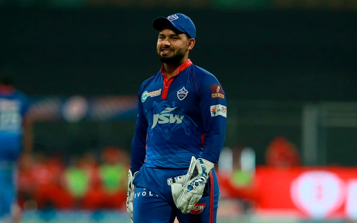 Rishabh Pant again will take over the captaincy of Delhi Capitals for remaining ipl 2021